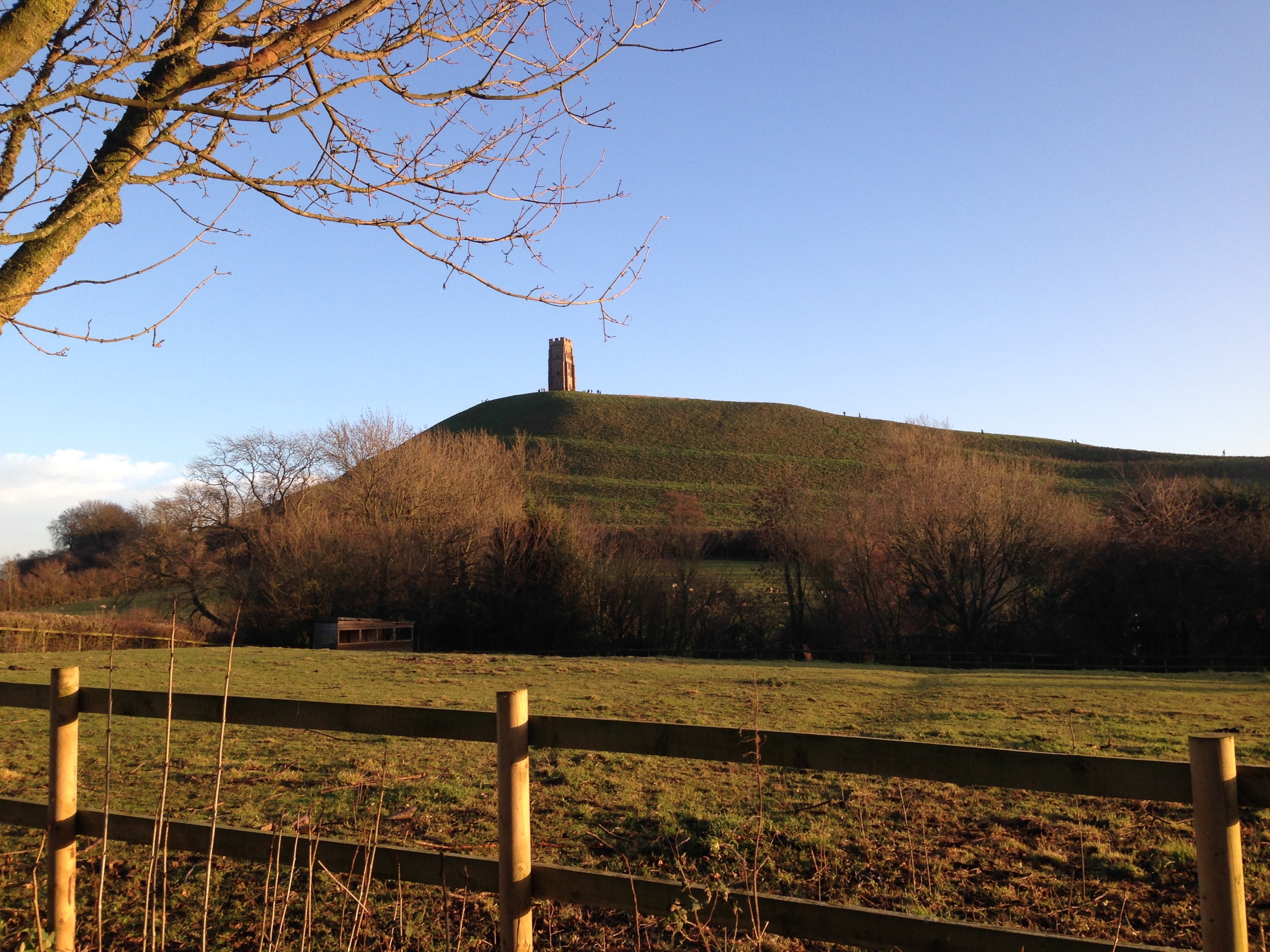 Glastonbury Tor - the heart of Somerset